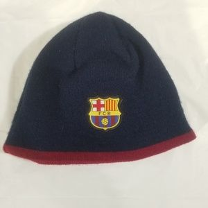 Other - Official FC Barcelona Winter Hat Toque